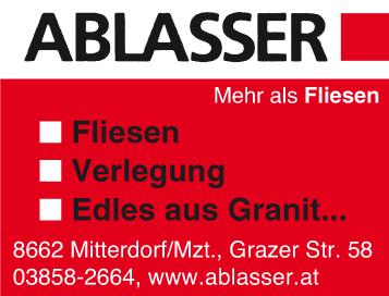 Ablasser